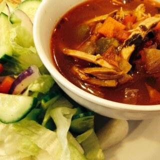 Chicken Chipotle Tortilla Soup
