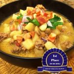 Award Winning Cheeseburger Soup