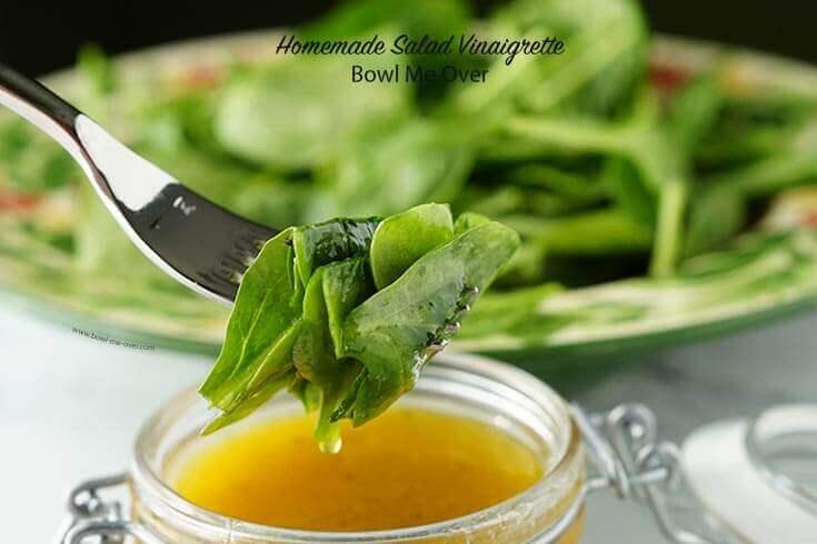 Using a citrus jam brightens the flavor of this dressing.