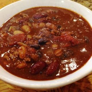 Smokey Chipotle Chili