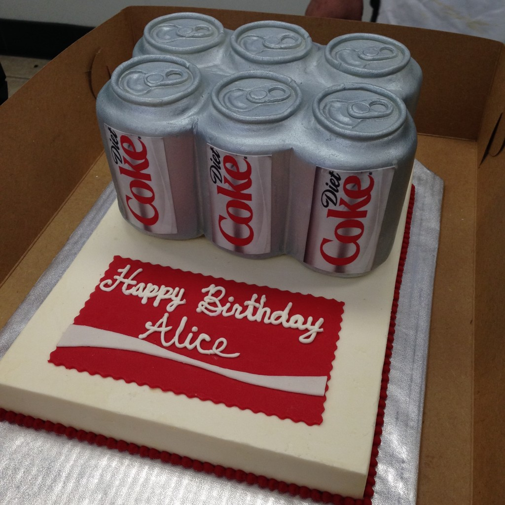 Alice's cake