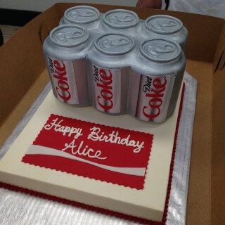 I can have my cake and drink it too? What??