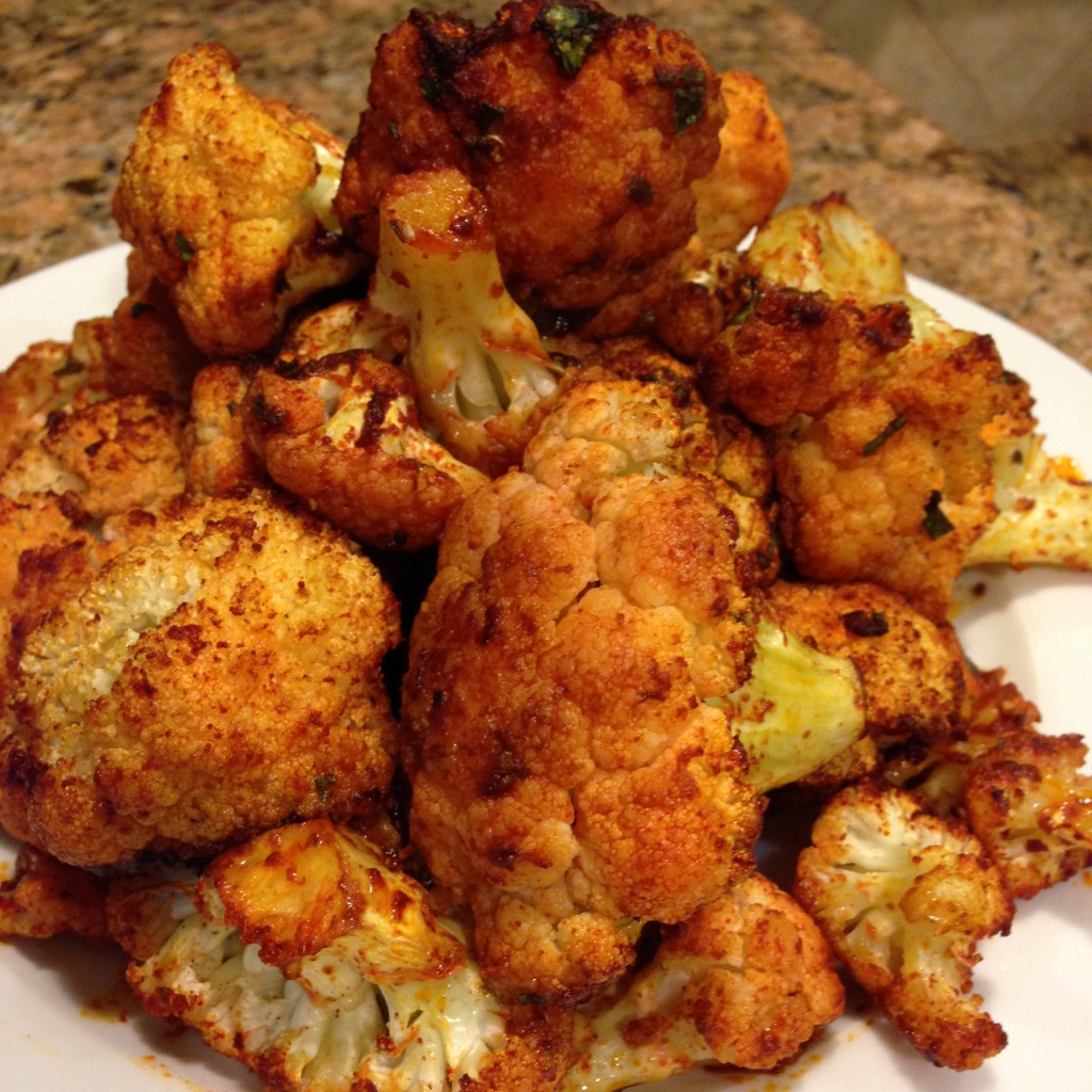 Smoky Roasted Cauliflower | 10 Reasons Cauliflower Is the Most ...