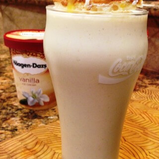 Sometimes failures are a stepping stone to unexpected success! Lemon Meringue Pie Milkshake