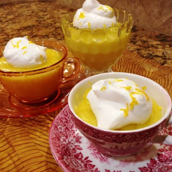 Lemon Custard