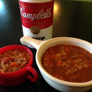 Easy Alphabet Soup Recipe