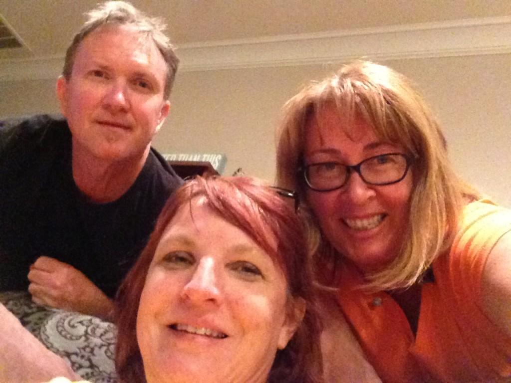 Dan, Mitzi & Deb