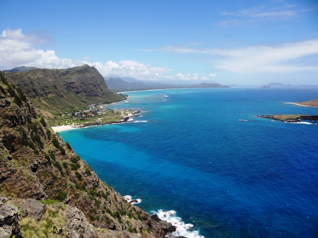 Hawaii Coastline