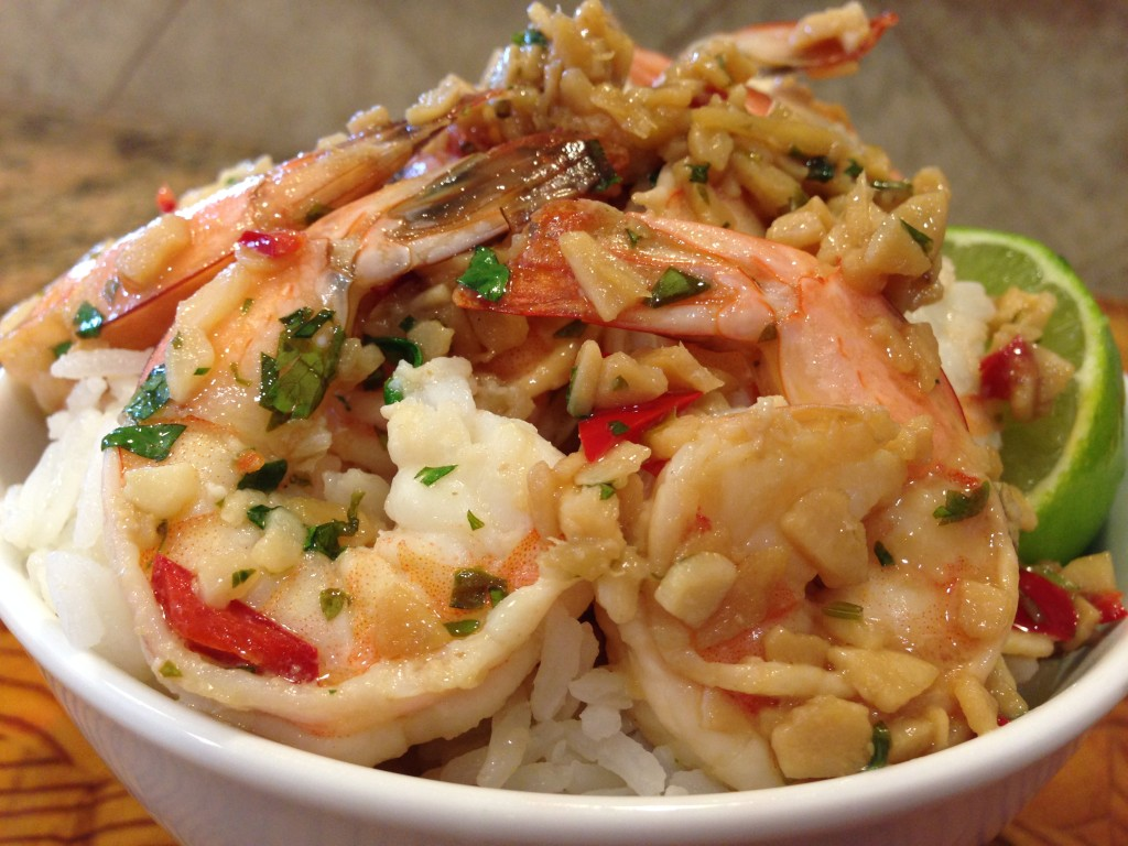 Zesty Shrimp Shack Bowl