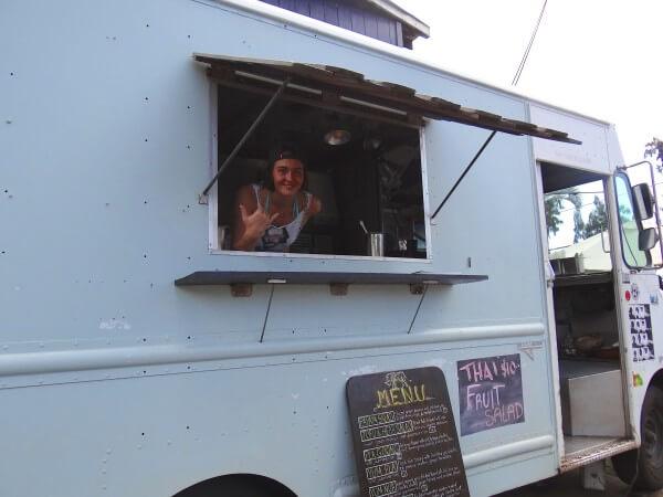 Food truck shaka!