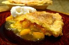 Spiced Apricot Pie