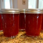 Ruby Red Apricot Jam