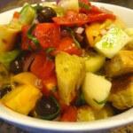 Delicious Panzanella Salad