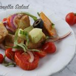 Celebrate summer veggies with Panzanella Salad