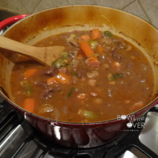 Beef Bourguignon or Beef Stew