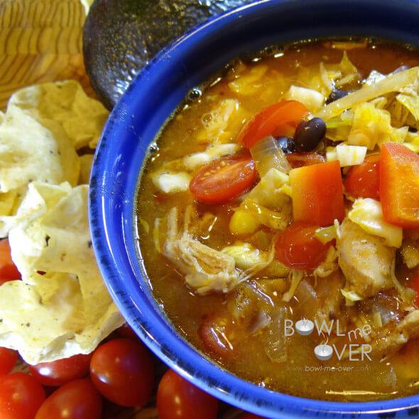 Slow Cooker Fiesta Chicken Recipes — Dishmaps