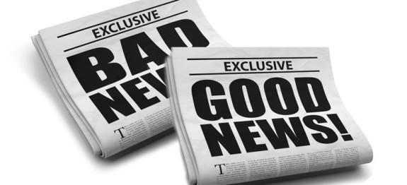 Good News...Bad News