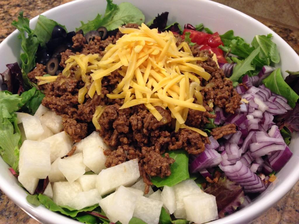 Gotta love a great salad!