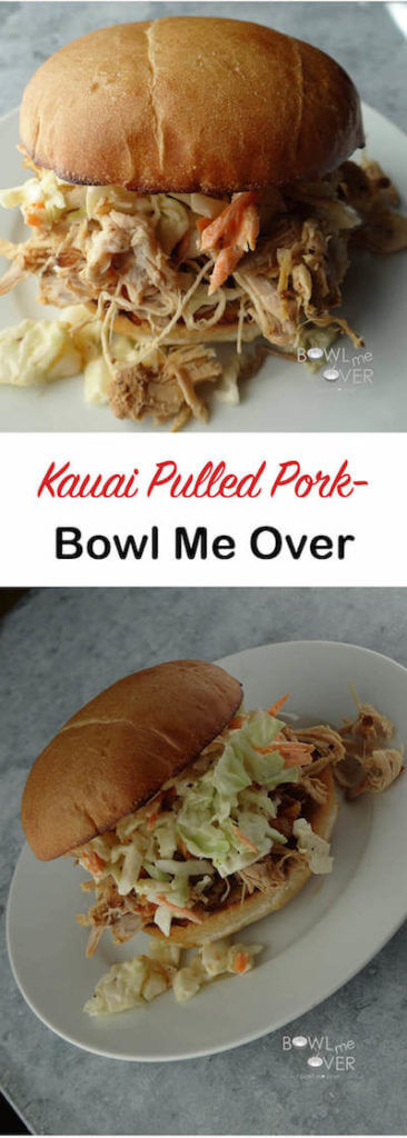 Easy and flavorful, Slow Cooker Pulled Pork Sandwich is spicy and tangy. The coffee gives it a fabulous smokey roasted flavor and your Slow Cooker does all the work for you! How easy is that?
