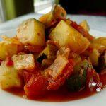 Zucchini Tomato Side Dish