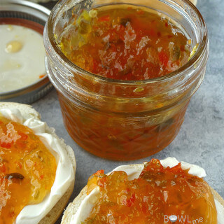Christmas Pepper Jam