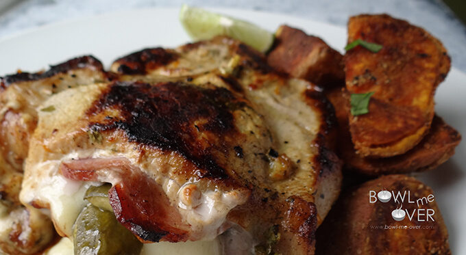 Cuban Pork Chop