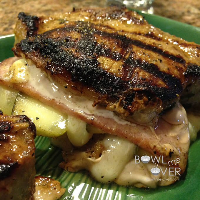 Cuban Pork Chops