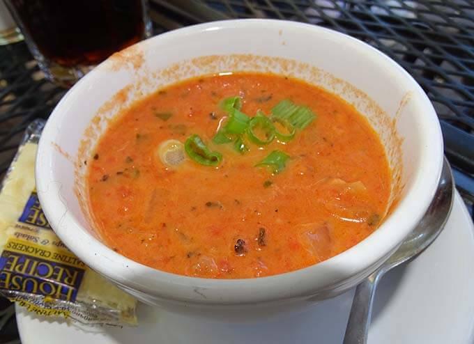 McKay Cottage Tomato Soup