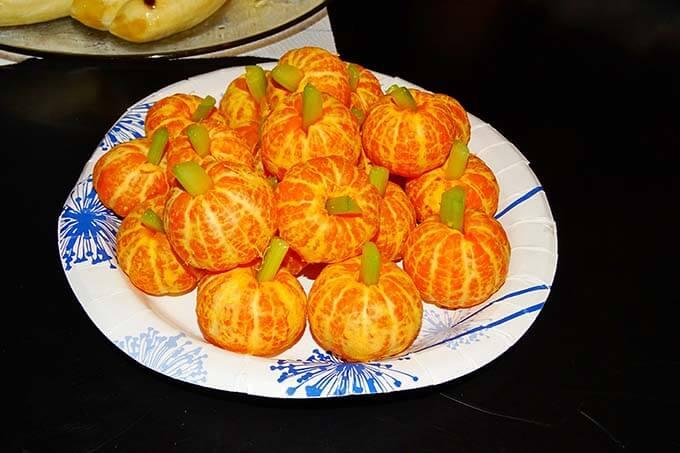 Tangerine Pumpkins