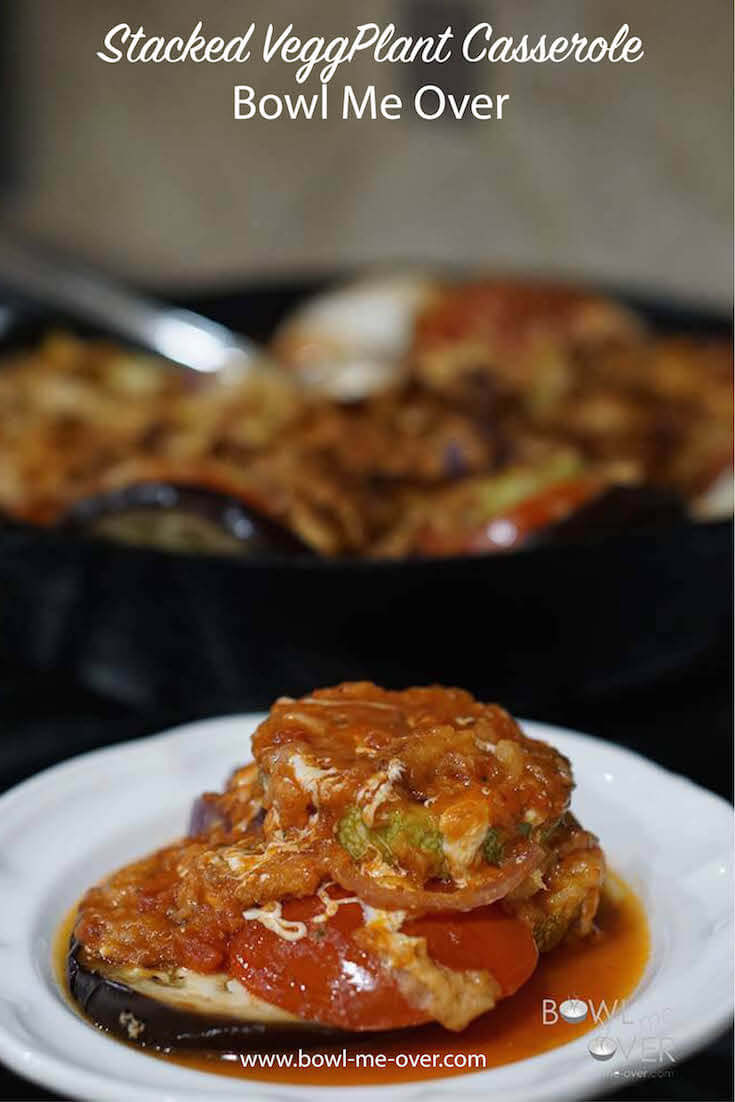Do you love your veggies? Then you'll really enjoy this casserole, easy, healthy & delicious!