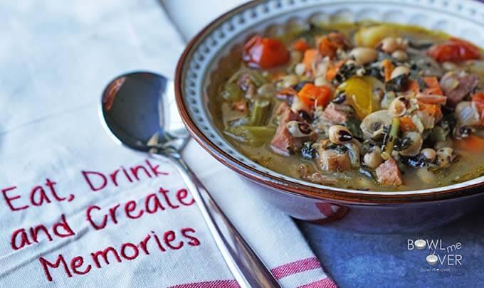 Black-eyed Pea stew3