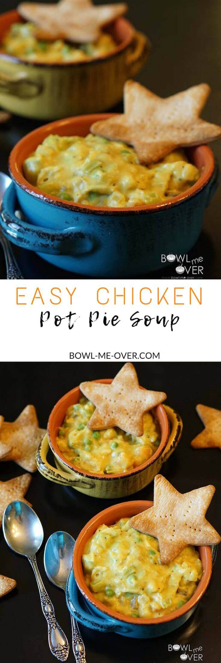 Chicken Pot Pie Soup is good food!