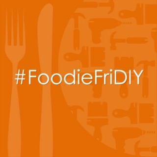 #Foodie FriDIY NO 81: JOINING THE PARTY
