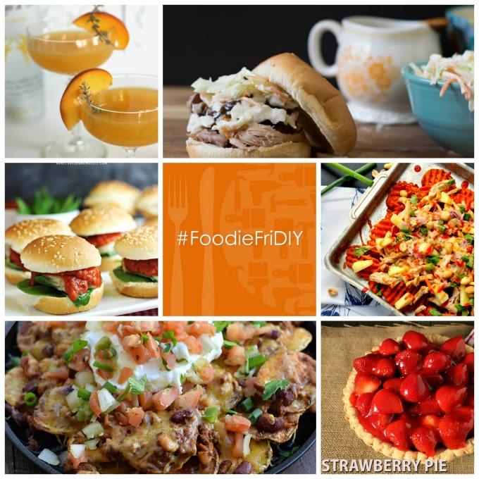 Foodie FriDIY #82 Something for Everyone!