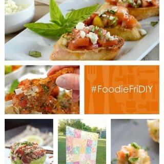 It's picnic time at Foodie FriDIY 93!