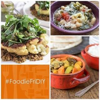 Foodie FriDIY 92 Veggie Feast