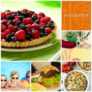 Foodie FriDIY 97 – Let's Linkup and Share!