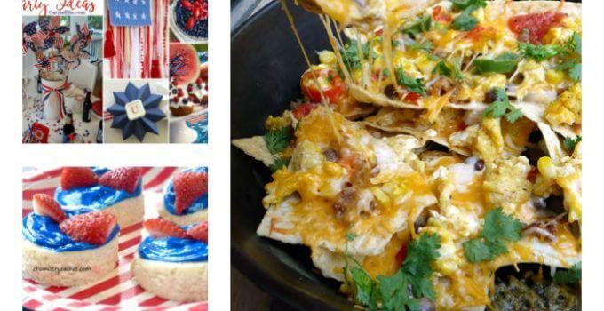 Foodie FriDIY 102 – Happy 4th of July!