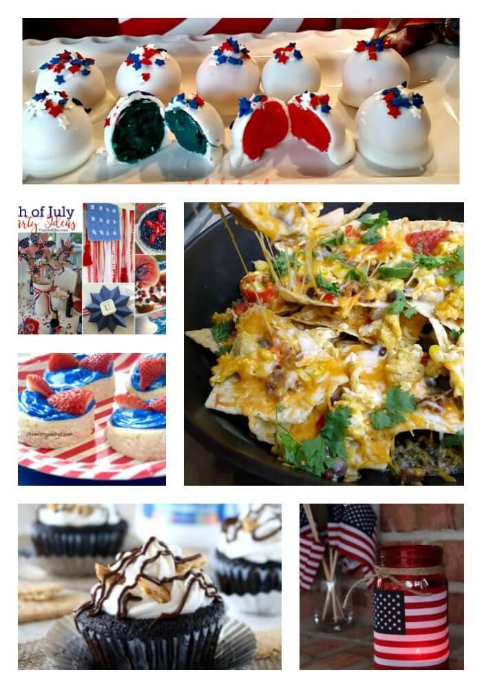 Foodie FriDIY 102 - Happy Birthday America!
