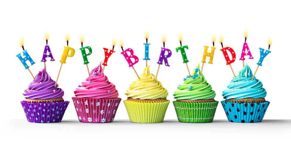 Happy Birthday to me! :D