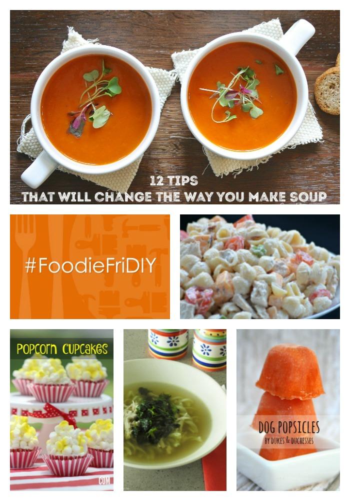Foodie FriDIY 105