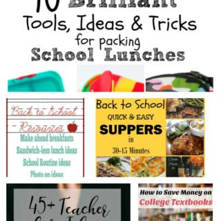 Foodie FriDIY 109 – Back to School!