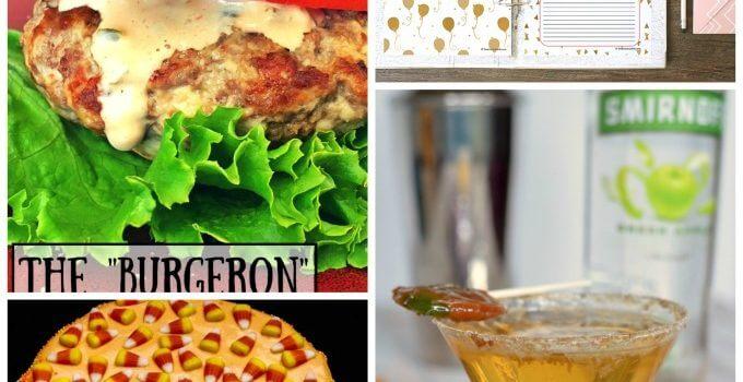 Foodie FriDIY 115 – let's have some fun this week!