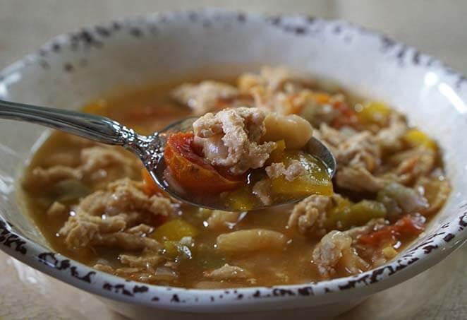white_bean_turkey_stew