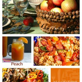 Foodie FriDIY 116 – Fall has arrived!