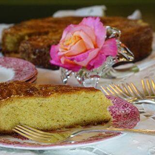 Fabulous Butter Cake – Virtual Potluck + Giveaway!