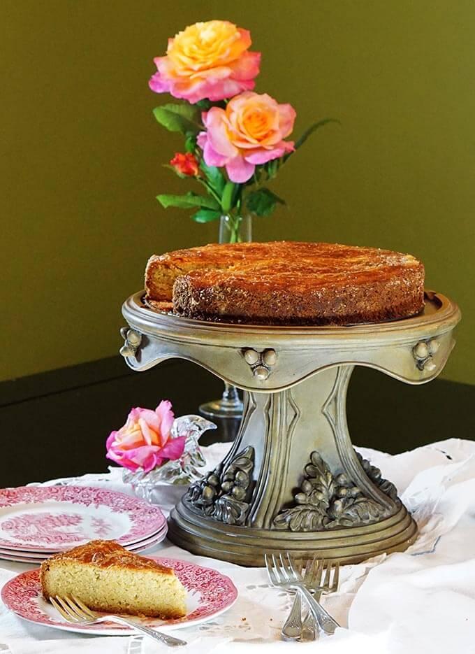 Fabulous Butter Cake