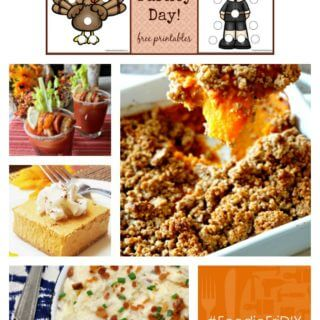 Foodie FriDIY 122 – Happy Thanksgiving!