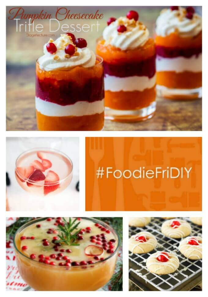 Foodie FriDIY 2016 - Thank you to everyone for your support and for linking up!