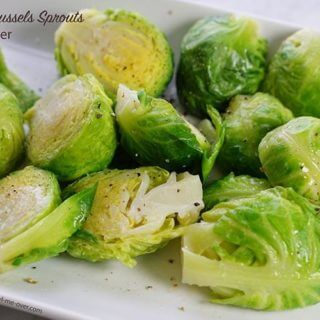 How to Store, Clean and Steam Brussels Sprouts